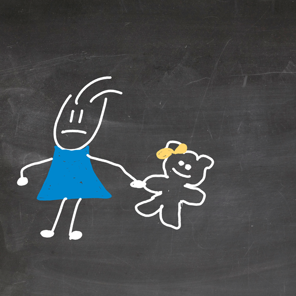 Schulung Kinder mittendrin