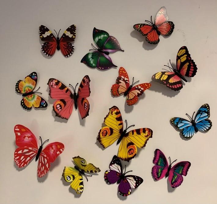 Blog Schmetterling